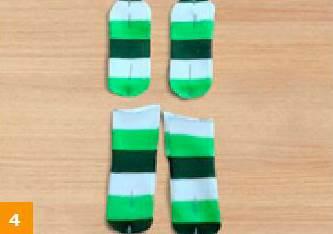 Іграшки з шкарпеток. МК своїми руками.