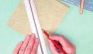 Листівка у техніці гарячого тиснення своїми руками.
