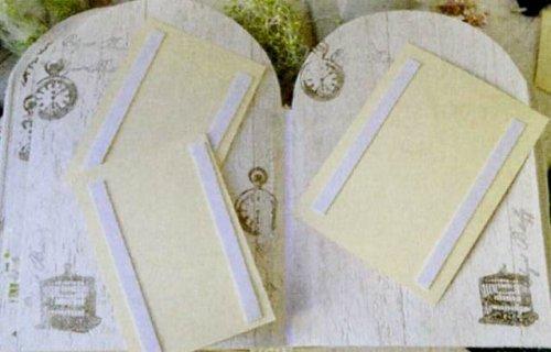 Альбом для весільних фотографій своїми руками.