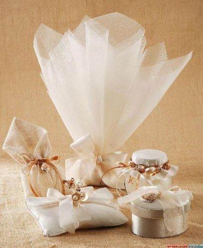 Ідеї бонбоньєрок на весілля своїми руками.