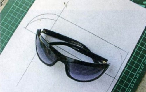 Футляр для окулярів своїми руками. Майстер клас.