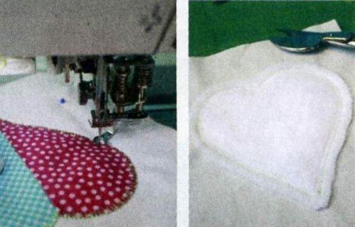 Клаптева подушка. Шиття подушки.