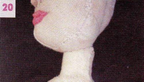 Лялька медсестра своїми руками.