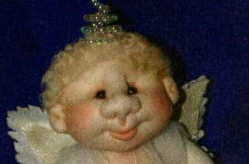 Лялька пакетница своїми руками. Викрійки.