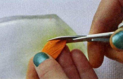 Ободок з полімерної глини своїми руками.