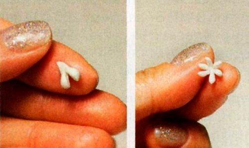 Сережки з полімерної глини своїми руками.