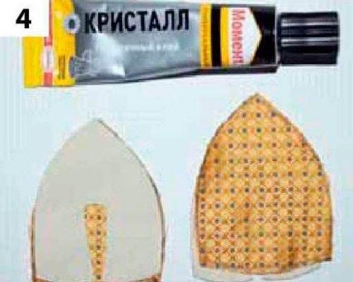 Як зробити взуття для ляльки своїми руками.