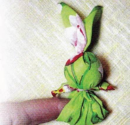 Зайчик на пальчик своїми руками.