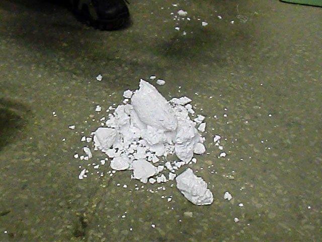 Сухий лід в домашніх умовах