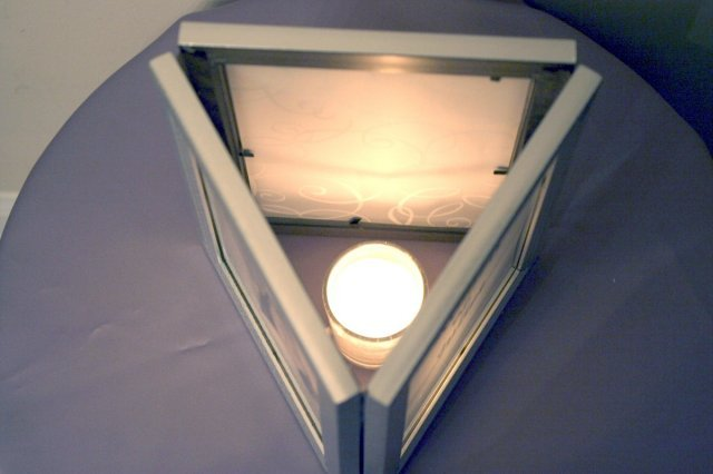 Фоторамка світильник