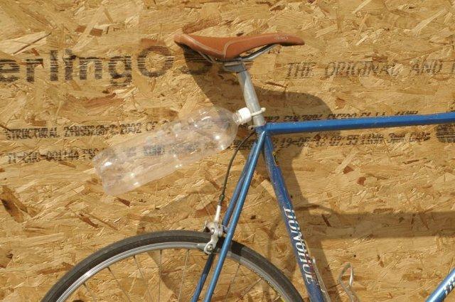 Крило для велосипеда