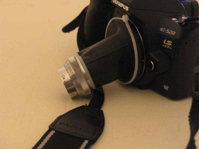 Об\єктив фотоапарата
