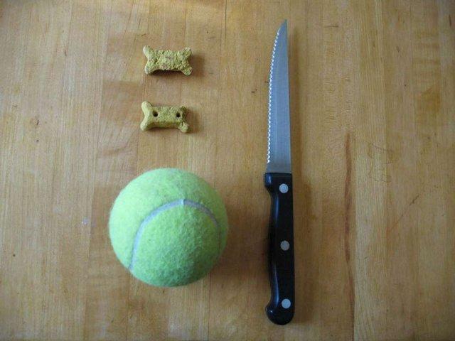 Проста іграшка для собаки