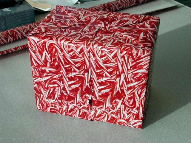 Упаковка подарунка