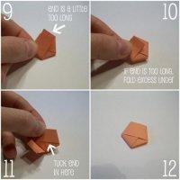 Як зробити маленькі зірочки своїми руками.