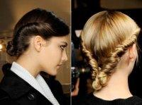 1418821972 prost zachski dlya serednogo volossya Прості зачіски для середнього волосся: Фото