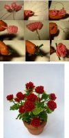 1419505020 yak zrobiti kvti z bsiru shemi Як зробити квіти з бісеру схеми своїми руками фото