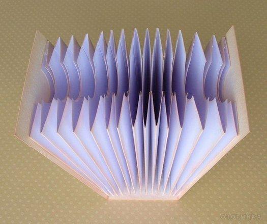 Гарний органайзер для документів своїми руками