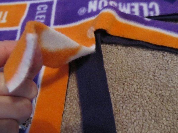 Легкий спосіб виготовлення флисового ковдри своїми руками.