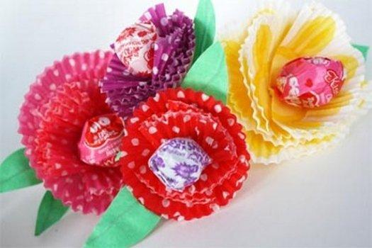 Подделки своими руками из бумаги от конфет 567