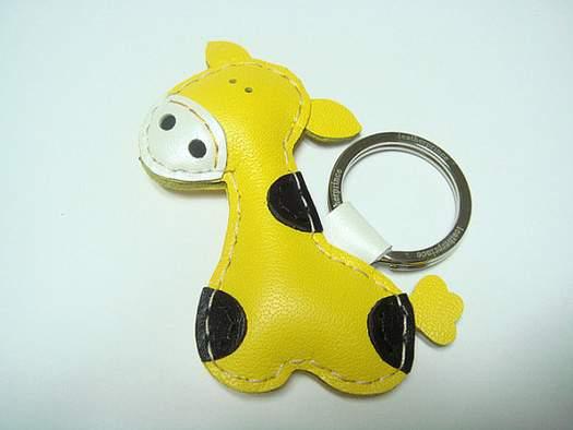 Оригінальні ідеї виготовлення брелоків для ключів своїми руками(фото 48)