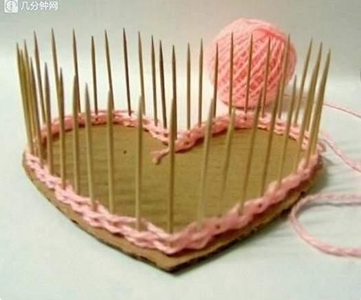 Плетені скринька своїми руками   «серцевий» подарунок на День святого Валентина