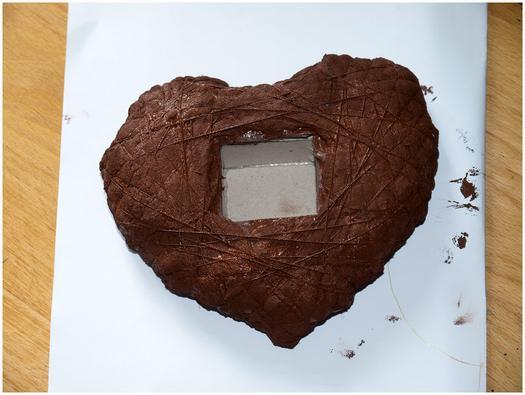 Робимо кавове серце своїми руками.