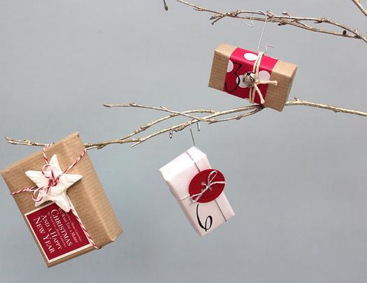 Робимо новорічний адвент календар з коробочок