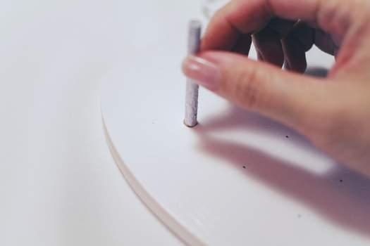 Робимо органайзер для зберігання ниток своїми руками