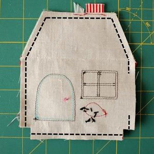 Робимо оригінальні ігольніци будиночки