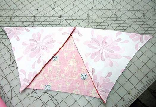 Шиємо декоративну подушку зірка майстер клас