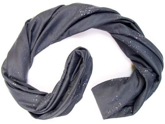 Шиємо модний шарф з тканини МК