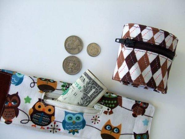 Браслет гаманець на плече: цікавий майстер клас.