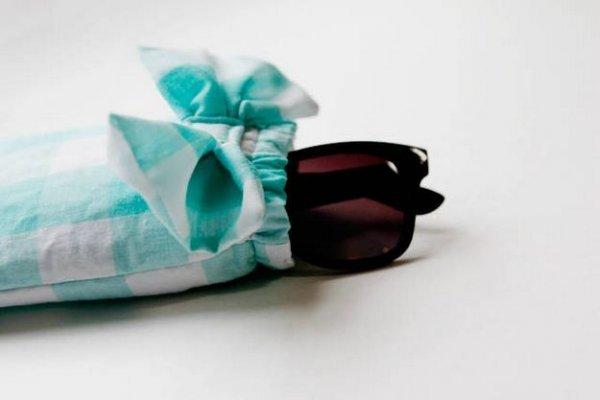Чохол для окулярів, покроковий майстер клас.