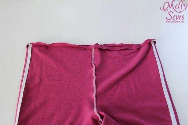 Майстер клас шиття літніх шортів з викрійкою.