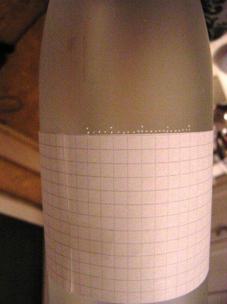 Майстер клас з точкового розпису скла за шаблоном.
