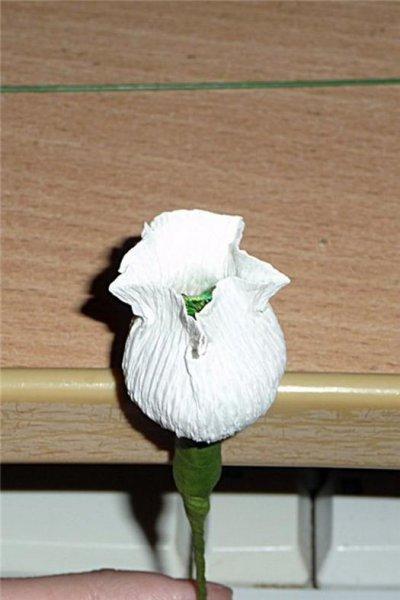 Виготовляємо квітка з цукерок своїми руками