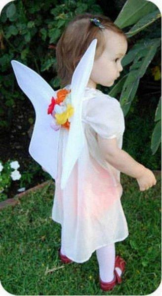 Як легко зробити крила своїми руками?