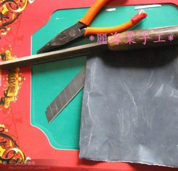 Як зробити гачок для в\язання зі старої зубної щітки, докладний майстер клас.