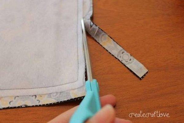 Як зшити чохол для окулярів своїми руками.