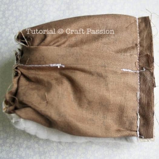 Трикутний гаманець своїми руками