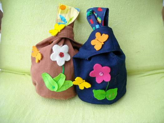 Як зшити японську сумочку Омияге своїми руками