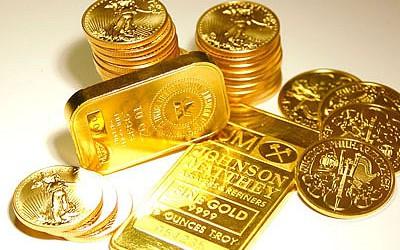 Скільки коштує грам золота в Україні