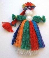 Як зробити ляльку з ниток своїми руками?