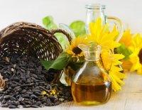 Користь і шкода соняшникової олії