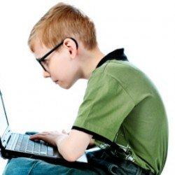 Шкода комп\ютера для дітей