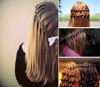 1425913348 pletnnya ks Плетіння кіс: на довге волосся, фото