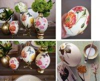 1427215991 prikrashannya yayec na velikden 2 Прикрашання яєць на Великдень: розмальовки на Великдень