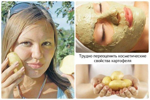 Маски для обличчя від прищів