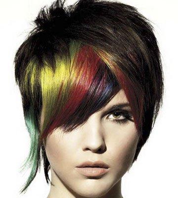 Види мелірування волосся. Особливості і види мелірування волосся